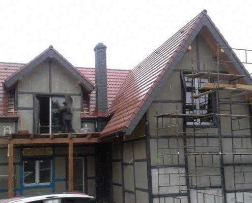 Dachówka Półwiosek Stary